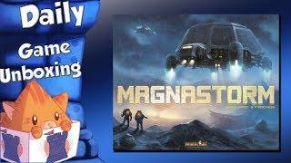 Daily Game Unboxing - Magnastorm