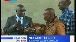 HAPPENING NOW: Parents and Teachers elect new Moi Girls School board after CS Amina's action