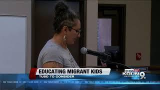TUSD board votes to consider educating migrant kids at Southwest Key