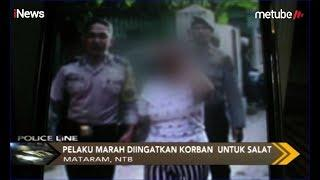 SADIS! Anak Perempuan Bunuh Sang Ayah Usai Diingatkan Salat Ashar - Police Line 03/06