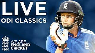 ????LIVE England v Pakistan Classics! | ODI Series 2016