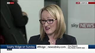 Ridge: Labour MP Rebecca Long Bailey on workers as board members, and Brexit (23Sept18)