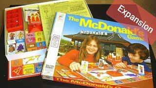 1975 McDonald's Board Game Supersize Expansion Update 2