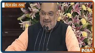 Amit Shah Addresses The NDA Parliamentary Board Meeting