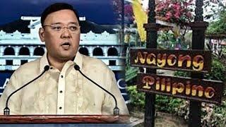 BOARD OF DIRECTORS NG NAYONG PILIPINO SIBINAK NI PRES DUTERTE -SEC HARRY ROQUE LATEST PRESS BRIEFING