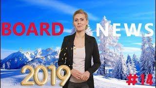BOARD NEWS #14 - Gry planszowe, wiadomości i nowości.