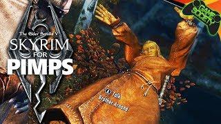 Skyrim for Pimps | Breakdancing Priest (S7E02)