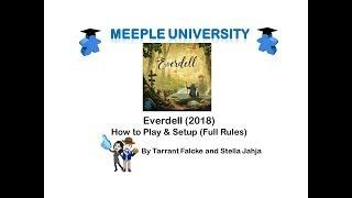 Everdell Board Game – How to Play & Setup (Full Rules)