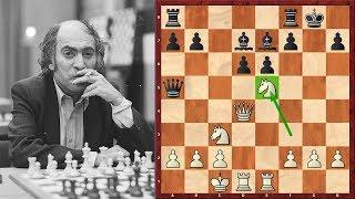 Mikhail Tal: If There Is No Combination I Quit Chess