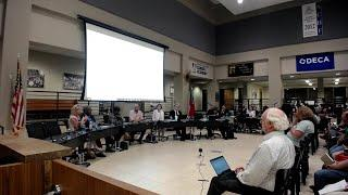 BOE Special Meeting 05-31-18 LIVE Stream part 2
