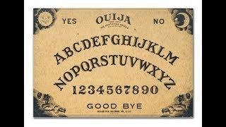 Sunday night Church - Ouija Board Live stream - God the good one - Lets summon the spirits LIVE