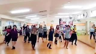 SOUTH of BORDER/# BINA PRATAMA- LINE DANCE