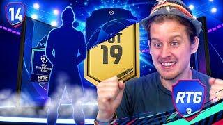 INSANE BOARD WALKOUT SBC PACK! ZWE TO GLORY #14 FIFA 19 ULTIMATE TEAM RTG