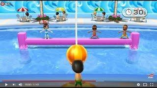 Wii Party U / Board Game Island / Party Games / Nintendo Wii Gameplay FHD
