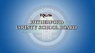 Board of Education Meeting - LIVE! - October 18, 2018