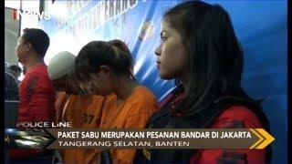 Gelar Razia Penginapan, Polres Tangsel Ringkus WNA Thailand Penyelundup Sabu - Police Line 01/11