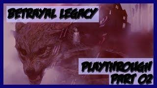 Betrayal Legacy Live Gameplay - 1729: The Donner Dinner Party (Chapter 2)