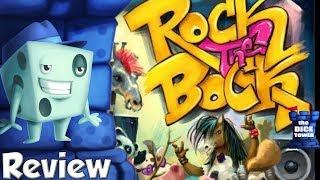 Rock the Bock Review - with Tom Vasel