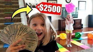 GIANT BOARD GAME CHALLENGE!!! Winner Gets $2500!!!!