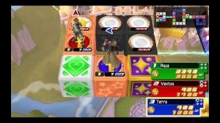 Kingdom Hearts HD 2.5 (Kingdom Hearts BBS) Playthrough Part 53- Command Board Mayhem.