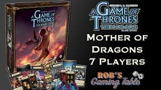 Game of Thrones: Board Game - Mother of Dragons Expansion