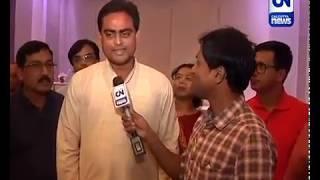 Shantanu Thakur reaction in NDA Parliamentary Board  Meeting | Calcutta News