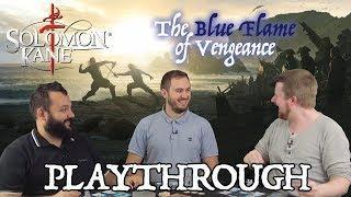 Solomon Kane - The Blue Flame of Vengeance
