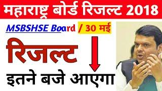 Maharashtra board result 2018 | Latest news, 10th, 12th HSC Intermediate, Fixed Final Declared date