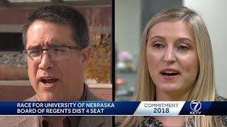 University of Nebraska Board of Regents District 4 candidates