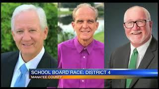 Video: Manatee County School Board Election - 11pm Report