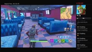 Fortnite season 5 live with mouse and key board {no mic}