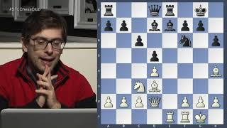 Games from Dam Sehgal & Perry Colson | Viewers' Choice - GM Denes Boros