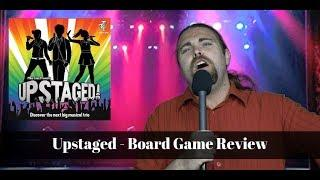 Upstaged - Board Game Review