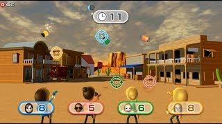 Wii Party U / Board Game Globe Trot / Party Games / Nintendo Wii Gameplay FHD