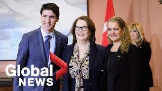 Philpott to Treasury Board, Wilson-Raybould to oversee veterans in Trudeau's cabinet shuffle