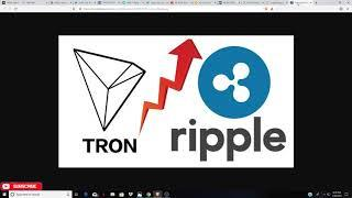 Same investors.Ripple XRP, Tron TRX, Coinbase investor Former Ripple Board Member