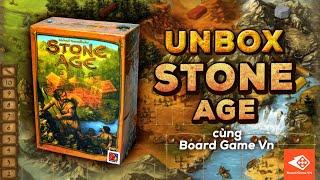 [Board Game VN] UNBOX STONE AGE