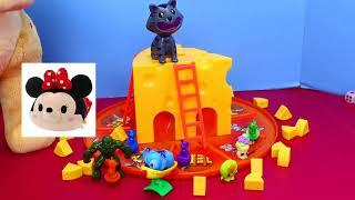 Fraidy Cats Board Game Toy Review For Family Fun Night