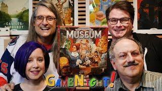 Museum - GameNight! Se6 Ep45