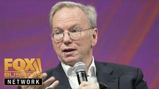 Former Google CEO Eric Schmidt leaving Alphabet board