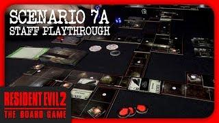 Scenario 7A - Gameplay | Resident Evil™ 2: The Board Game