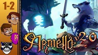 Let's Play Armello 2.0 Game 1 Part 2 - Don't Tell Me the Odds