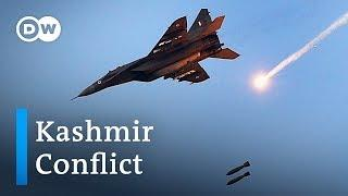 India launches air strikes on Pakistan at Kashmir border | DW News