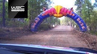WRC - Rally Turkey 2018: Shakedown ONBOARD Neuville