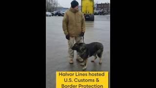 US Customs and Border Patrol Visit