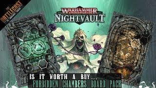 Forbidden Chambers Board Pack - Are They Worth Buying?