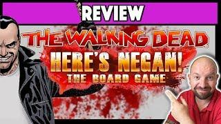 Here's Negan: The Board Game Review