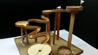 Marble Run | Ball Racing Board Game | Love to See????