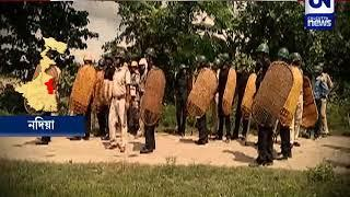 CLASH IN VARIOUS DISTRICTS DUE TO FORMATION OF PANCHAYAT BOARD | WEST BENGAL