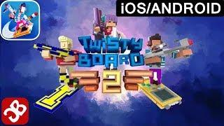 Twisty Board 2 (By LHD Games) - iOS/Android Gameplay Video